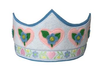 The Pastel Princess Crown