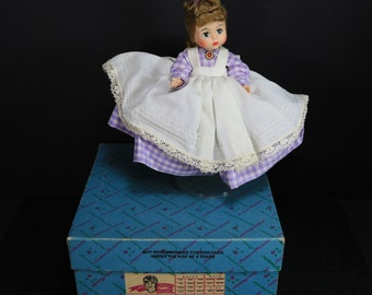 "414, Alexander Kins.  Madame Alexander Doll, Meg, ""Marked Alex"", Vintage Alexander Dolls"