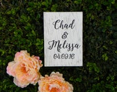 Wedding Guest Book Guestbook Notebook Shabby Chic Wedding Book Modern Black And White Guest Book Personalized Wedding Book Calligraphy