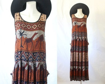 pakistani desert dress / midi