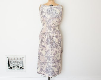 Vintage 1960s Dress - 60s Cocktail Dress - The Helen