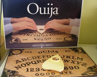 Vintage Ouija Board Game Parker Brothers 1992