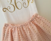 First Birthday Outfit; Baby Girl First Birthday; First Birthday Dress