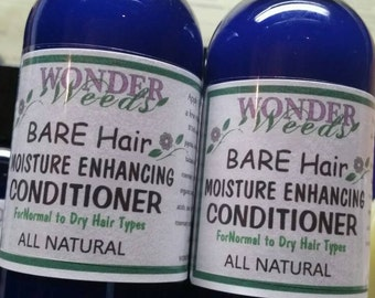 NEW! All Natural Hair Conditioner, Organic Oils, Babassu Butter, 8oz size