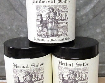HERBAL SALVE 4 oz.