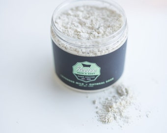Lavender Milk + Oatmeal Bath Soak