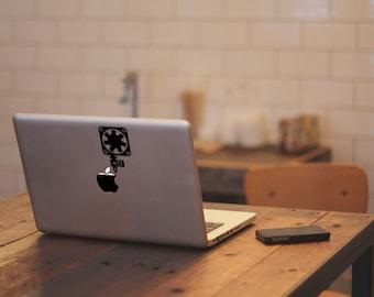 3D Printing Extruder Macbook Sticker