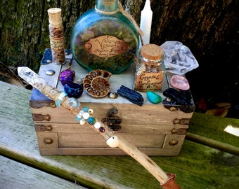 Sea Magick-  Large Travel Witch Kit