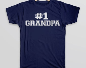 Gift for Grandpa Shirt | New Grandparent Gift for Him | Grandpa T-Shirt | Grandfather Gift for Husband | Grandparent Shirts, Mens Tee Tshirt