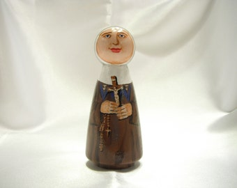 Saint Mary of the Cross MacKillop - Catholic Saint Doll - made to order