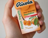PEACH MINT SURPRISE readymade lucky draw