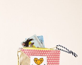 All The Hearts- Limited Edition Coin Purse