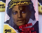 Michael Jackson Trading Cards SERIES 2