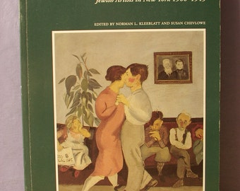Vintage Painting a Place in America Jewish Artists in New York 1900-1945, Jewish book, History book, Paintings Sculptures, Judaica