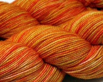 Strong Sock - Brite Orange