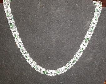 Byzantine Chainmaille Choker