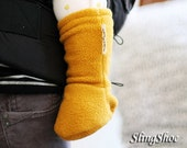 6-12 months. Sling Shoe, the Babywearing Booties / Socks