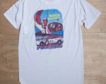 L-XL | 1970's Wood Brothers Racing 1976 Daytona 500 David Pearson #21