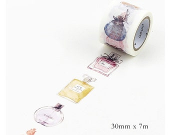 Perfume Washi Tape (30mm X 7M)