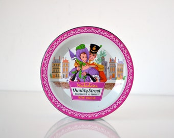 Mackintosh's Quality Street Tin Norwich England