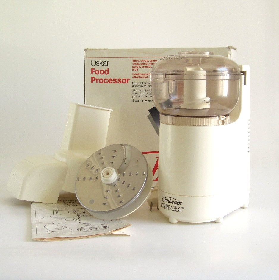 Sunbeam Food Processor Parts