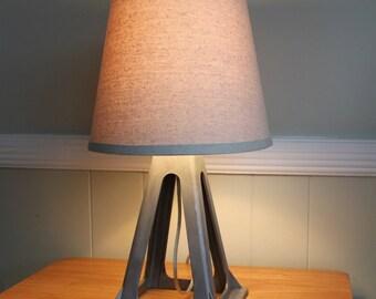 1950s Aluminum Jack Stand Lamp