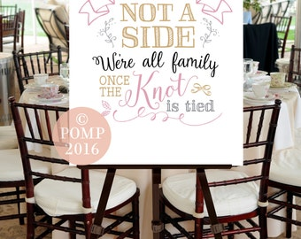 Wedding Ceremony Welcome Sign -- Digital Printable File, INSTANT DOWNLOAD, Seating, Calligraphy, Hand Drawn, Blush Pink Gold, Chalk