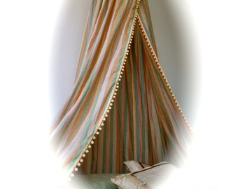 Bed Canopy PDF Tutorial