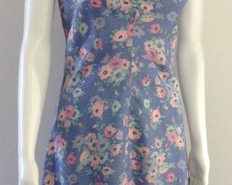 Pretty Floral Vintage Dress