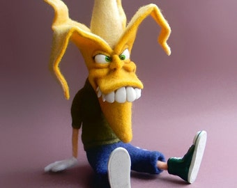 Mr. Banana Brain
