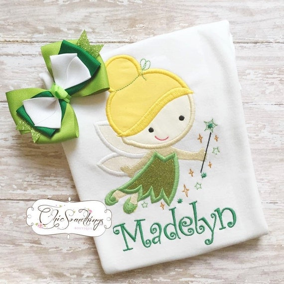 Tinkerbell shirt, tinker bell shirt, tinkerbell birthday, fourth birthday shirt, tink birthday, fairy birthday, fairy shirt, tinkerbell tutu