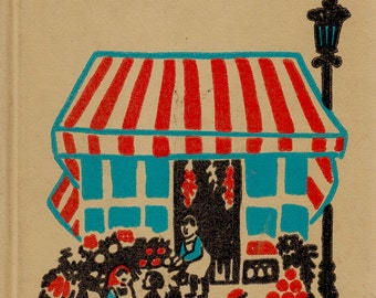 Timmie in Paris by Vivian Werner, illustrated by Elise Piquet