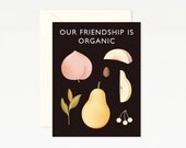 Fruit Friendship Card