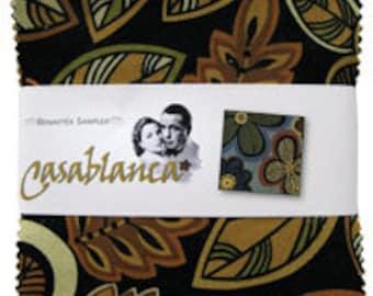 Casablanca Charm Pack - 40 pc 5x5 Squares