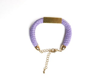 Purple Rain - Bracelet in lavender