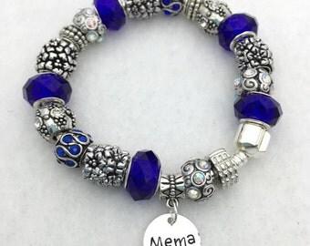 Mema Charm Bracelet