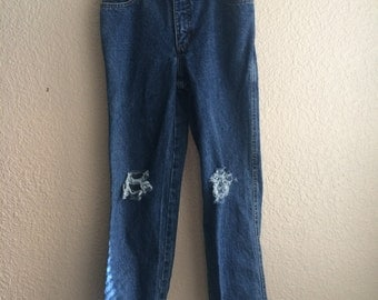 High Waisted Guess Jeans size 28
