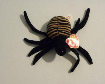 Spinner Spider Ty Beanie Baby