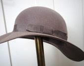 Vintage Lady KANGOL 100% Wool hat