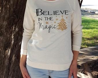 Christmas shirt, womens Christmas shirt, holiday shirt, raglan, funny Christmas shirt, Christmas long sleeve, ugly sweater