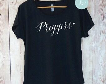 Preggers Shirt Preggers Dolman Top Preggo Shirt New Mom Shirt Announcement Shirt Mommy Shirt Maternity Shirt Expecting Mommy to Be Gift