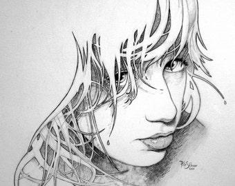 Custom Stylistic Portrait