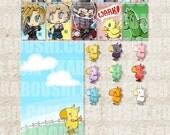 Final Fantasy ファイナルファンタジー Inspired Digital File