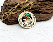 Grandma Necklace - Nana Necklace - Grandma Jewelry - Gift for Grandma - Mimi Jewelry - Mommy Necklace - Memaw Necklace - Gift for Mom