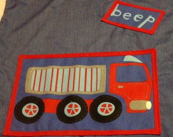 Lorry laundry bag