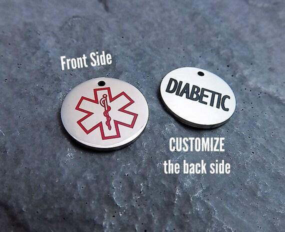 Diabetic charm pictures