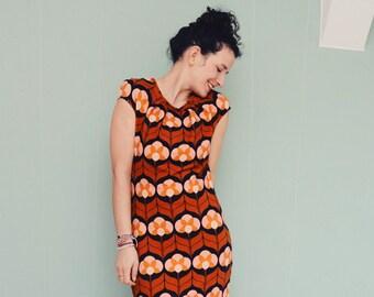 """New York dress """"TIGERLILLY"""" Brown"""