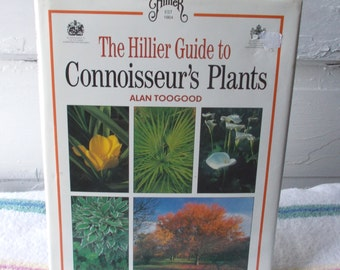 Vintage Hillier Guide to Connoisseur's Plants 1991