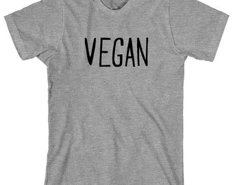 Vegan (Leaf) Shirt, healthy eating, farmacy, plants - ID: 1328