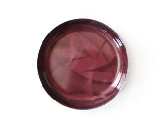 Small Cathrineholm Cathedral Enamel Dish Coaster Stainless Steel